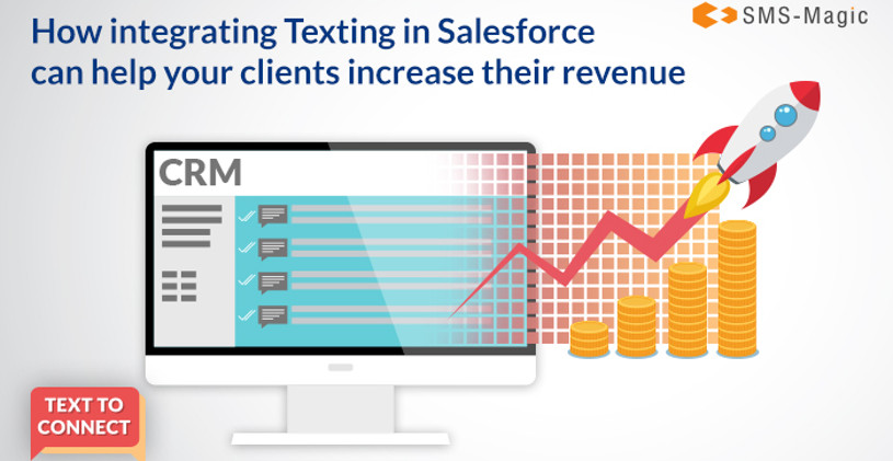 Use Text Messaging in Salesforce to Drive Revenue
