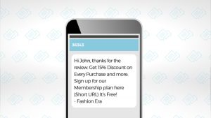 How to Use Text Messaging to Engage Customers 06