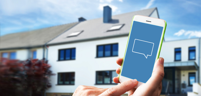 Selling Home Buyers on Conversational Text Messaging
