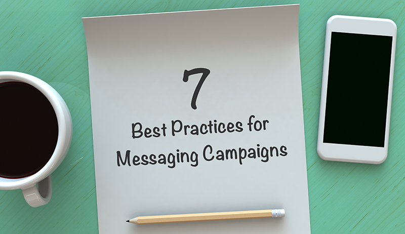 7 Best Practices for Conversational Text Messaging Campaigns