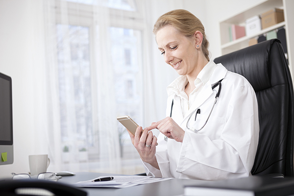 Use Text Messaging to Improve Patient Communications