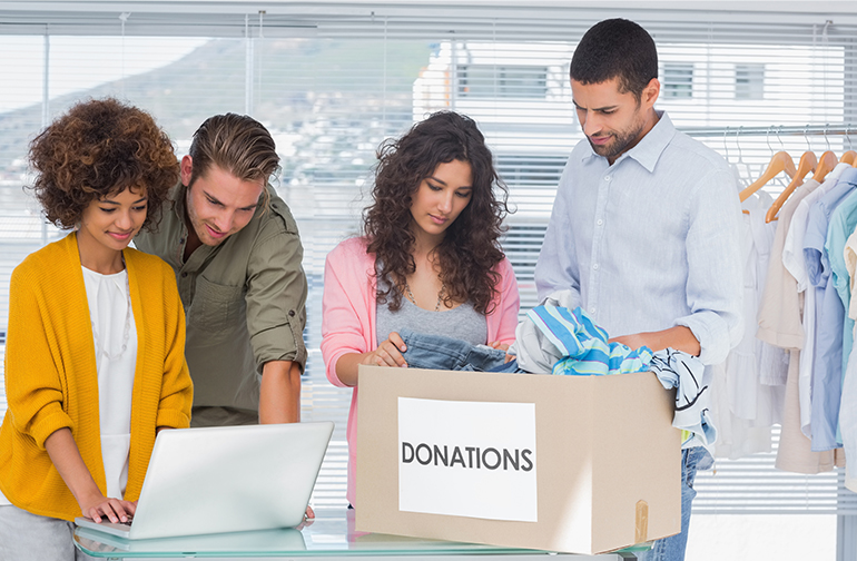 Use Text Messaging to Engage Donors in Fundraising