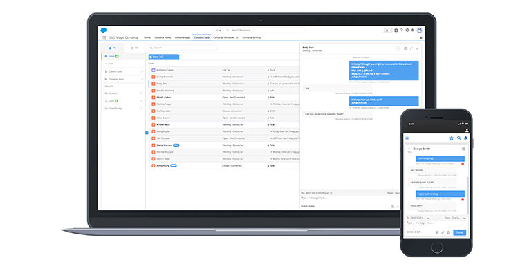 Start Sales Conversations Straight from Your CRM