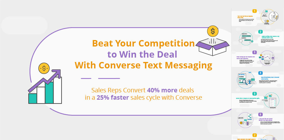 8 Ways to Win The Deal With Text Messaging