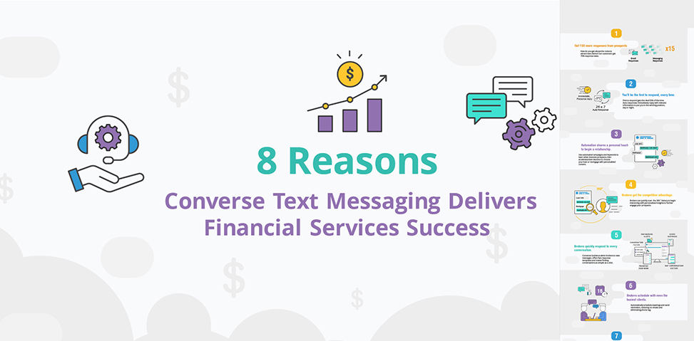 8 Ways to Use Text Messaging in Financial Services