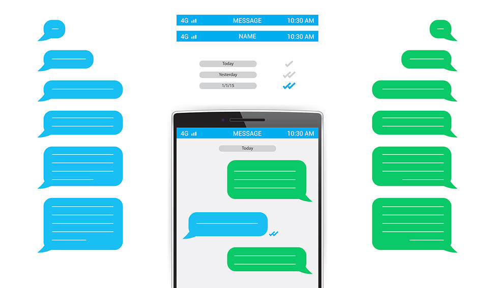 How To Use SMS Templates in Business